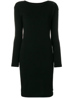 classic fitted knitted dress S.N.S. Herning