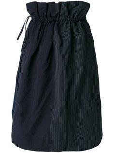 юбка с присборенной талией Stella McCartney