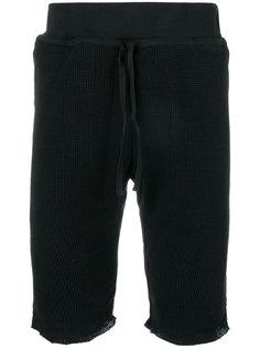 спортивные шорты с многослойным эффектом Alexandre Plokhov