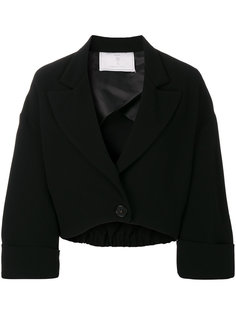 укороченный пиджак Société Anonyme