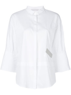 многослойная рубашка А-силуэта Fabiana Filippi