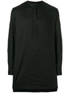 свободная рубашка асимметричного кроя Haider Ackermann
