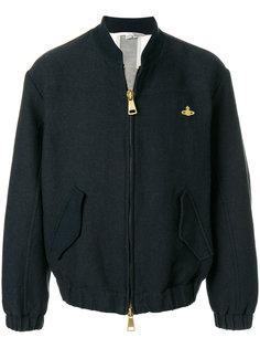 куртка с вышивкой Orb Vivienne Westwood