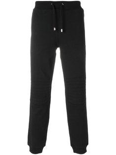 спортивные брюки с манжетами Versus