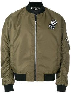 куртка-бомбер Club 66 McQ Alexander McQueen