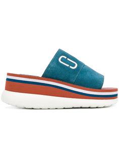 сандалии на платформе Lex Marc Jacobs