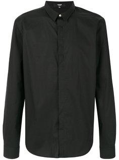 рубашка с принтом на спине  Versus