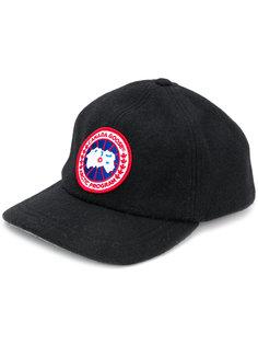 бейсболка с заплаткой с логотипом Canada Goose