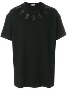 футболка с принтом Dirk Bikkembergs
