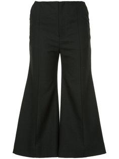 укороченные расклешенные брюки Bobby Georgia Alice