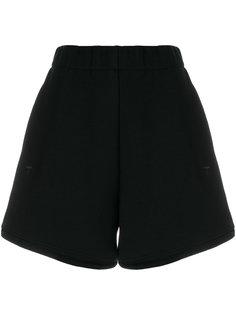 шорты с завышенной талией T By Alexander Wang