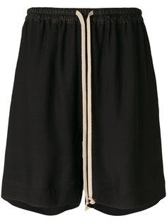 шорты с эластичным поясом Rick Owens