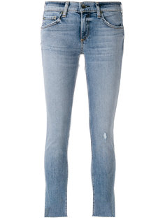 укороченные джинсы Dre Rag & Bone /Jean