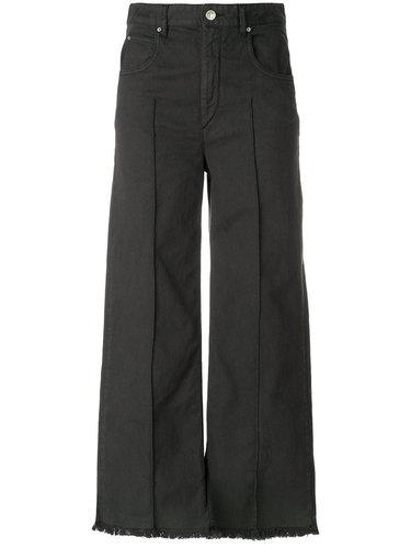 укороченные джинсы 'Cabrio' Isabel Marant Étoile