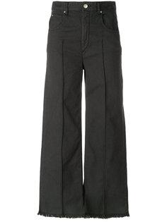 укороченные джинсы Cabrio Isabel Marant Étoile