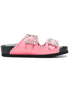 атласные сандалии  Suecomma Bonnie