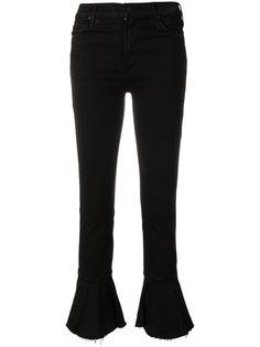 укроченные джинсы с завышенной талией  Mother
