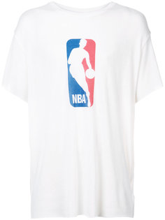 футболка с логотипом NBA The Elder Statesman X Nba