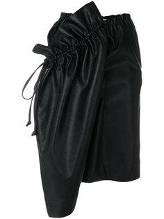 расклешенная юбка с присборенной отделкой Stella McCartney
