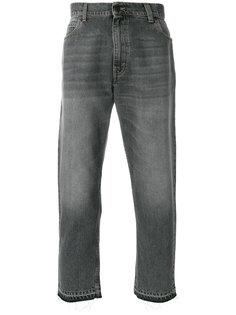 укороченные джинсы прямого  кроя Stella McCartney