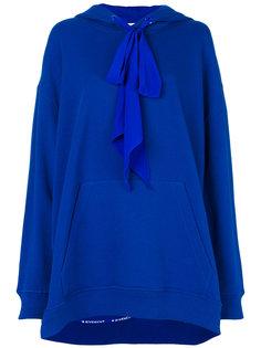 толстовка мешковатого кроя с капюшоном  Givenchy