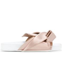 сандалии с бантом  Nº21
