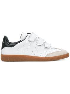 кроссовки с лямками на липучке Isabel Marant