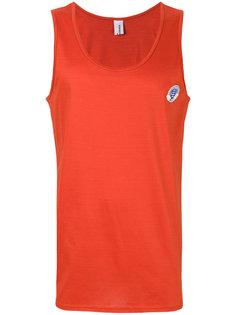 logo patch vest top Robinson Les Bains