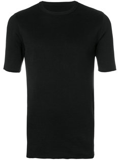 вязаная футболка с круглым вырезом Kris Van Assche
