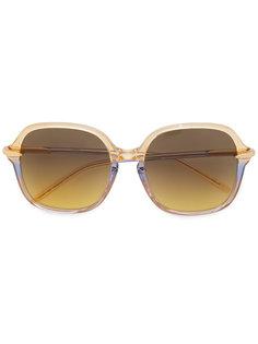 солнцезащитные очки  с градиентным узором Pomellato