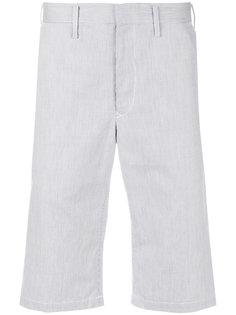 шорты по колено в полоску Junya Watanabe Comme Des Garçons Man