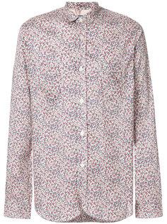 рубашка с цветочным принтом Junya Watanabe Comme Des Garçons Man