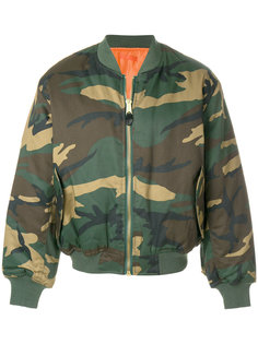камуфляжная куртка-бомбер Alyx