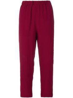 укороченные строгие брюки  Marni
