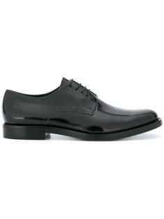 ботинки Дерби со шнуровкой Pierre Balmain