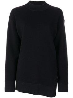свитер свободного кроя Carven