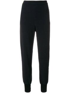 спортивные брюки с завышенной талией  Stella McCartney