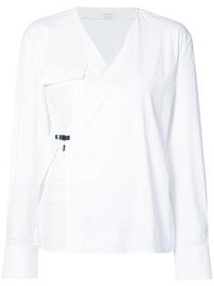 рубашка с запахом и длинными рукавами Alyx