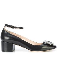 туфли с ремешком вокруг щиколотки Carven