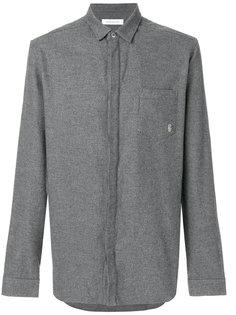 рубашка с нагрудным карманом Pierre Balmain