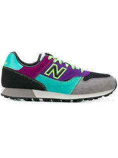 кроссовки со шнуровкой New Balance