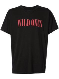 футболка Wild Ones Amiri