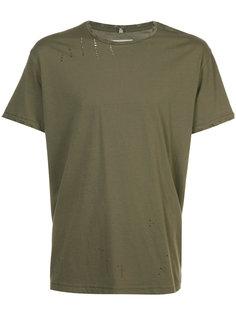 состаренная футболка  R13