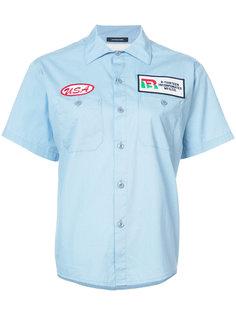 рубашка с нашивками R13