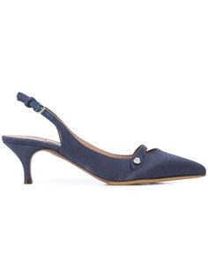 туфли с заостренным носком Tabitha Simmons