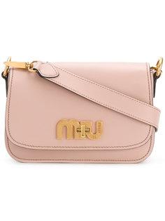 сумка на плечо My Miu Miu Miu