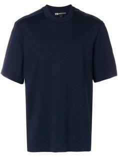 футболка с контрастными полосками Y-3