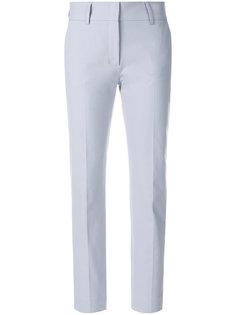 укороченные классические брюки Piazza Sempione