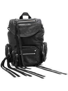 рюкзак с накладными карманами Loveless  McQ Alexander McQueen