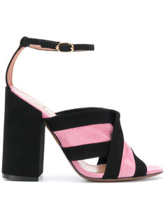 crossover strap sandals LAutre Chose